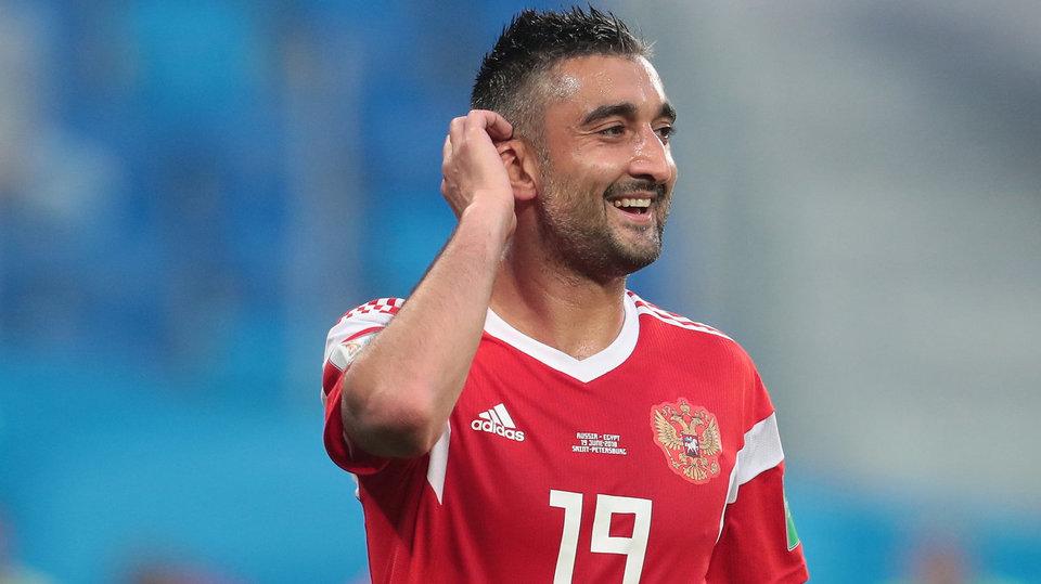 Александр Самедов: «Следующий сезон я буду играть, это сто процентов»