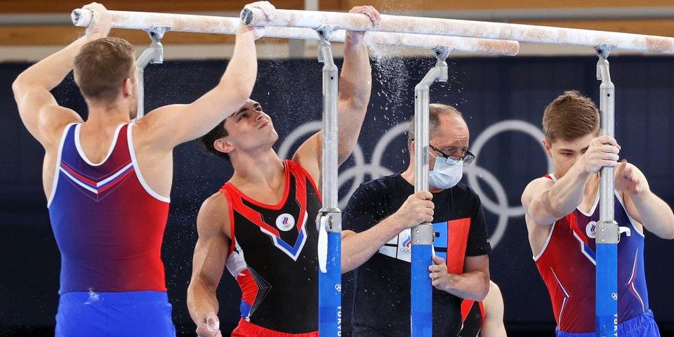 Через травмы — к олимпийской мечте. Российские гимнасты, нацеленные на золото, опробовали снаряды в Токио (фото)
