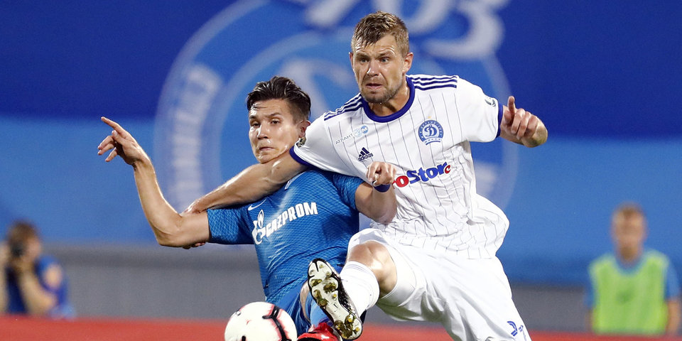 Сергей Ташуев: «С первых минут в действиях минского «Динамо» была опустошенность»