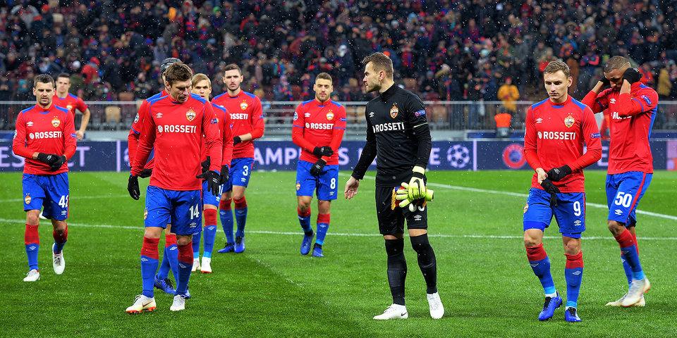 ЦСКА сыграл вничью с «Ньюкаслом» в товарищеском матче