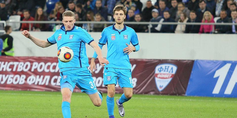 «Балтика» и «Тюмень» вышли в 1/16 финала Кубка России
