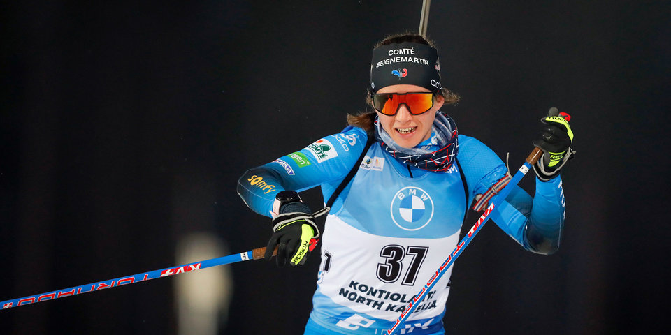 Шевалье показала лучший ход в спринте на ЧМ, Миронова — 13-я по времени прохождения дистанции
