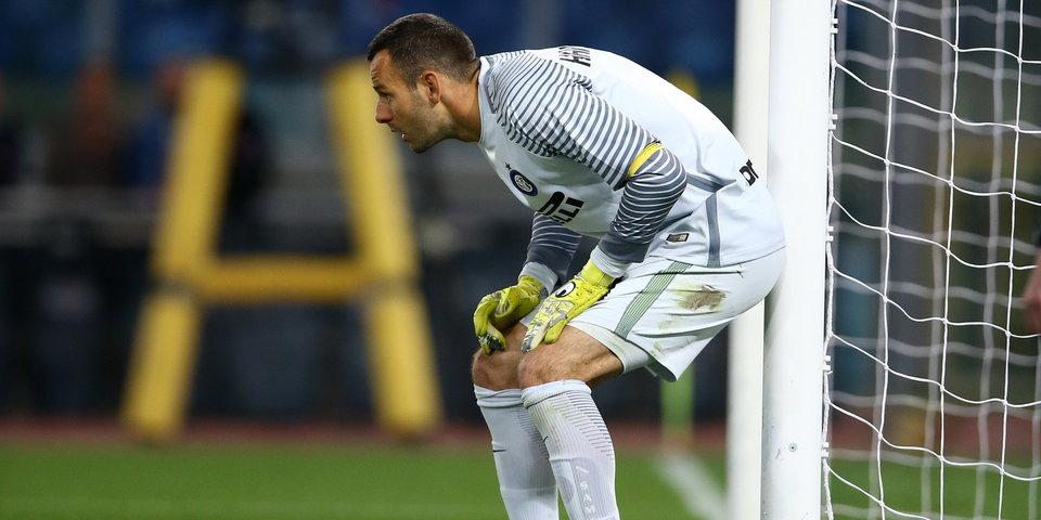 Ханданович останавливает «Ювентус»: лучшие моменты
