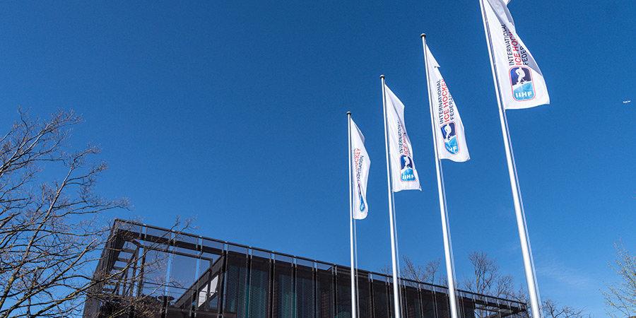 Официально: ИИХФ лишила Белоруссию права на проведение чемпионата мира по хоккею 2021 года