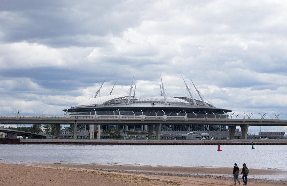 Перед матчем «Зенит» – «Ахмат» на стадионе в Санкт-Петербурге пройдут танцы с бубном