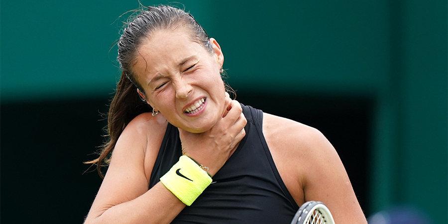 Касаткина проиграла Линетт на турнире в Кливленде