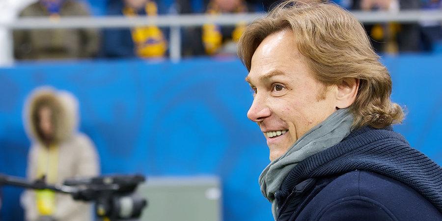 Валерий Карпин: «Я — идеальный тренер для сборной России? Идеальный тренер сейчас в сборной есть»