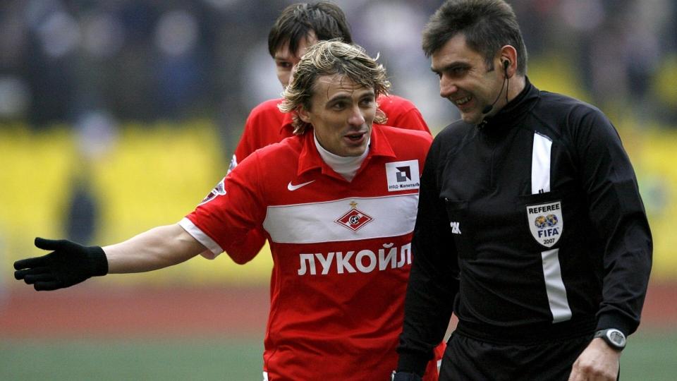 Максим Калиниченко: «Рубин» будет фаворитом в матче против «Спартака»