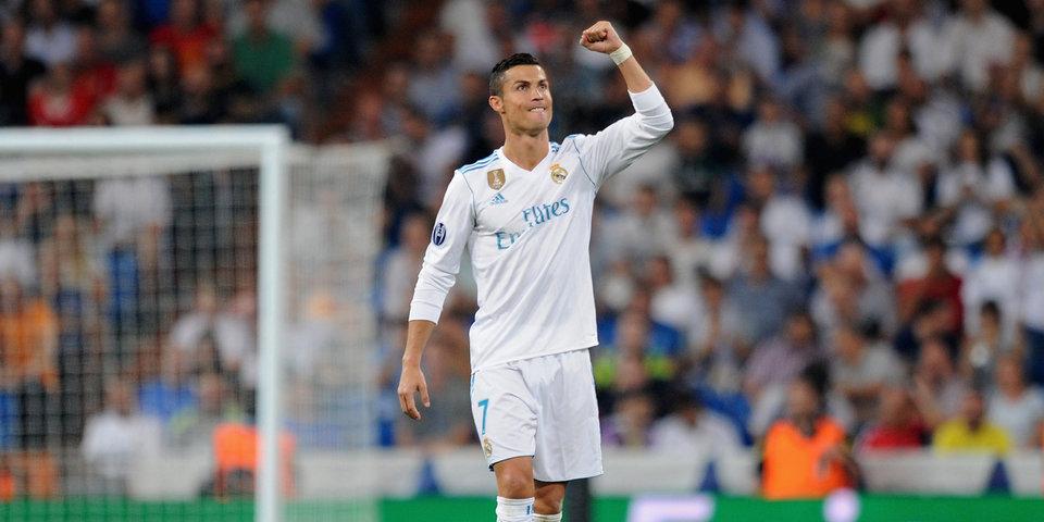Первый гол Роналду в этом сезоне примеры позволил «Реалу» победить в Хетафе