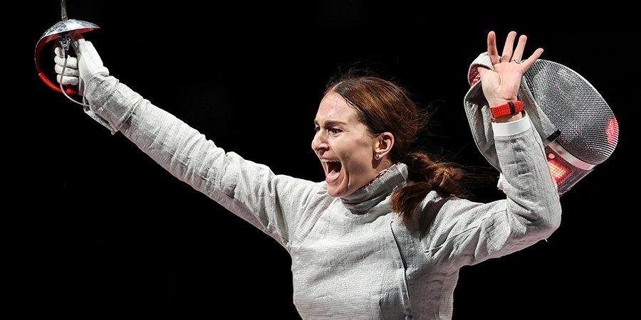 Софья Великая: «Поеду ли на Олимпиаду в Париж? Сделаю всё возможное»