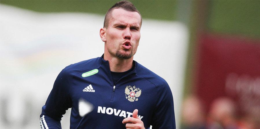 Антон Заболотный: «Мы довольны ничейным результатом в матче с Хорватией, но хотели победить»