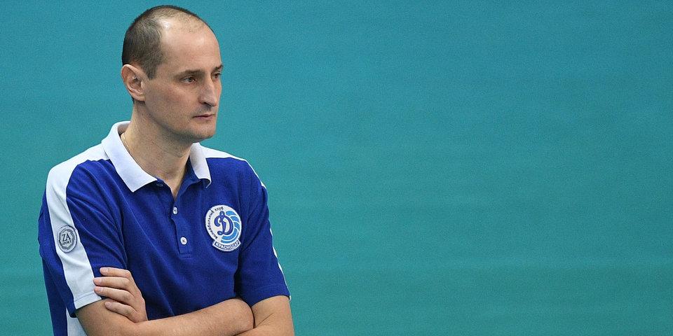 Ушаков стал главным тренером сборной России