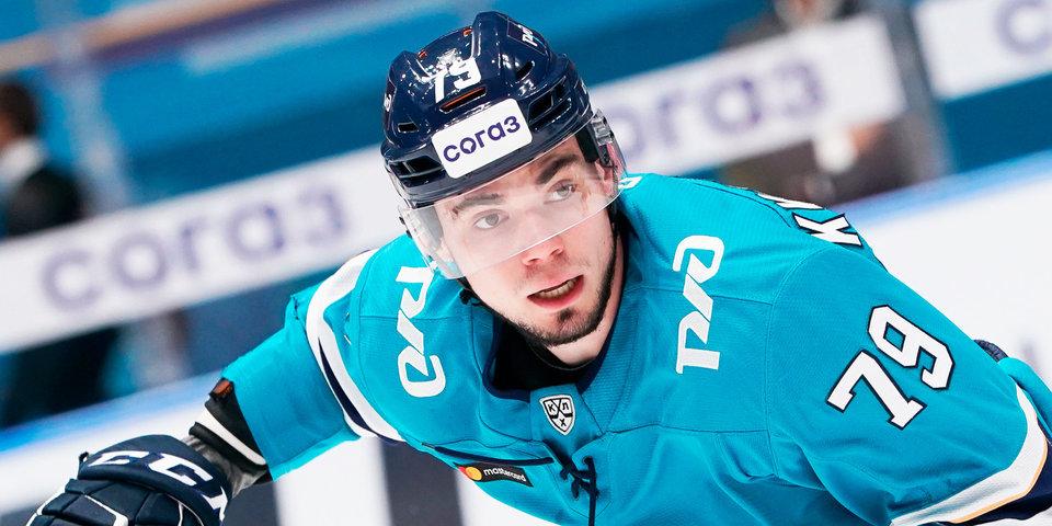 Игрок «Спартака» Квартальнов получил травму глаза и попал в больницу
