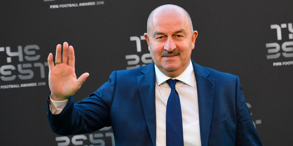 Черчесов стал девятым вголосовании зазвание лучшего тренера мира
