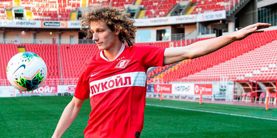 Один из самых умных футболистов Чехии официально в «Спартаке». Кто такой Алекс Крал?