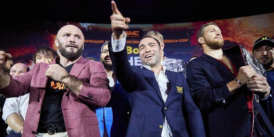 Почему Минеев и Исмаилов будут драться в Сочи, а Владимир Путин не приходит на ММА? Рассказывает Камил Гаджиев