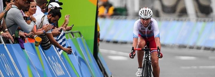 Рио-2016. Российская велогонщица Забелинская завоевала серебро