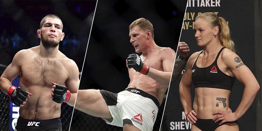 Когда чемпион UFC заговорит на русском языке