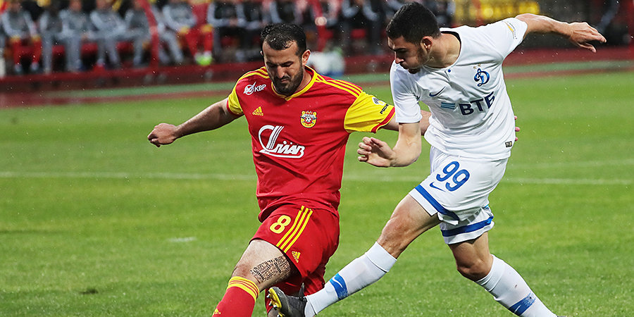«Динамо» и «Арсенал» сыграли вничью на старте нового сезона РПЛ
