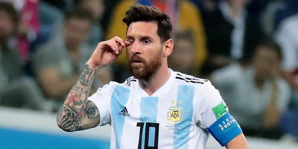 Сборная Аргентины разгромно проиграла Хорватии и рискует остаться без плей-офф