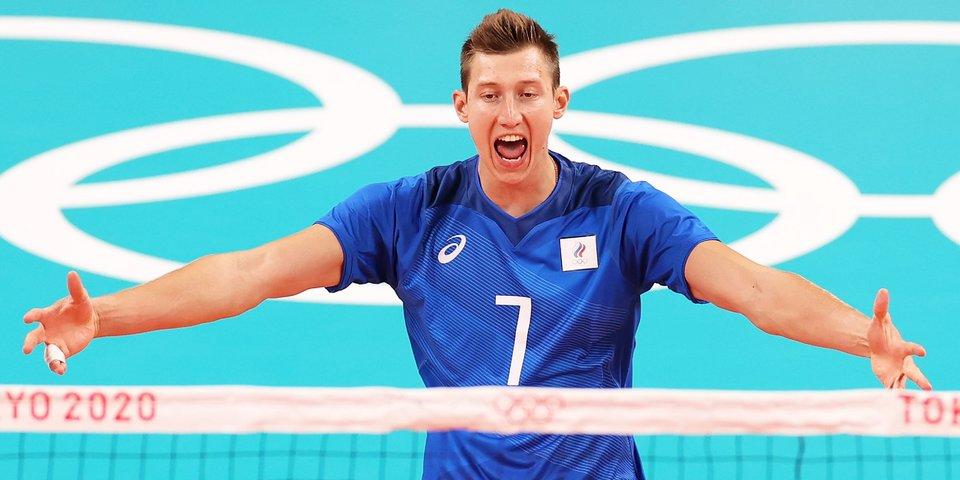 Дмитрий Волков — о выходе в четвертьфинал ОИ: «Сейчас начинается самое интересное и важное. Настраиваемся на победу»