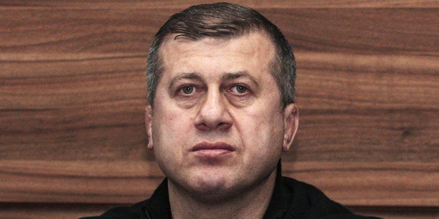 Главный тренер российский вольников: «Все тесты на COVID-19 в команде отрицательные»