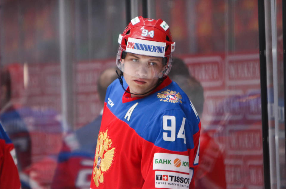 Миронов подписал двухлетний контракт с «Колорадо»