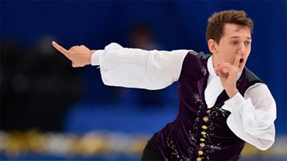 Ковтун и Коляда — на пьедестале чемпионата Европы в Остраве