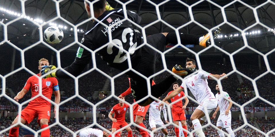 Вывих плеча вывел из строя основного вратаря сборной Туниса до конца ЧМ