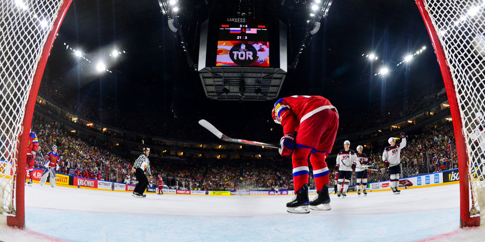 Чего на хватает сборной России на чемпионате мира?