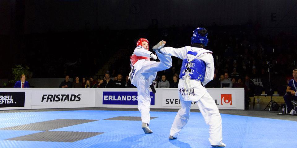 Российский тхэквондист стал чемпионом мира