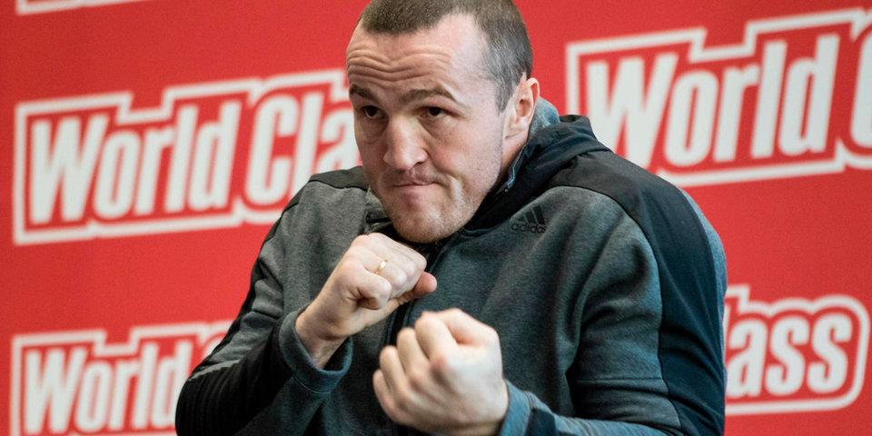 Лебедев будет сдавать допинг-тест только после боя с Флэнаганом