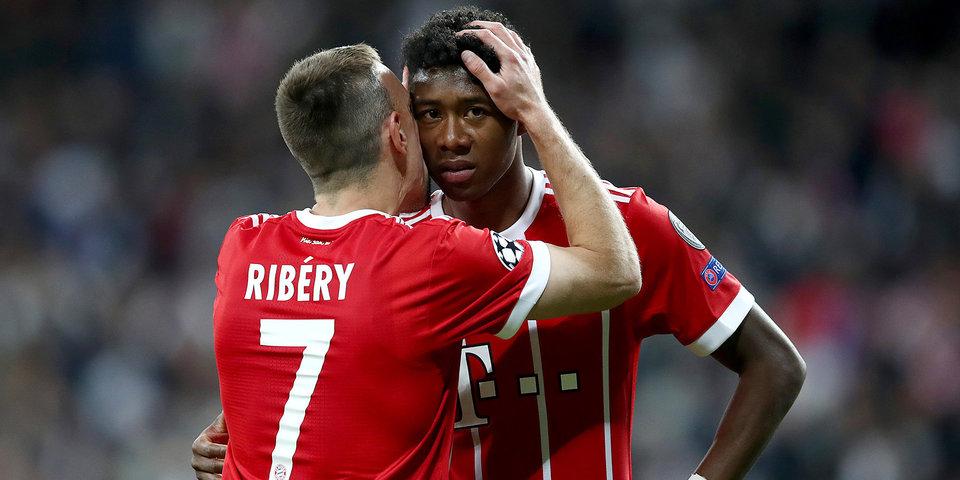 «Бавария» оступилась во Фрайбурге и уступила лидерство в турнирной таблице «Боруссии»