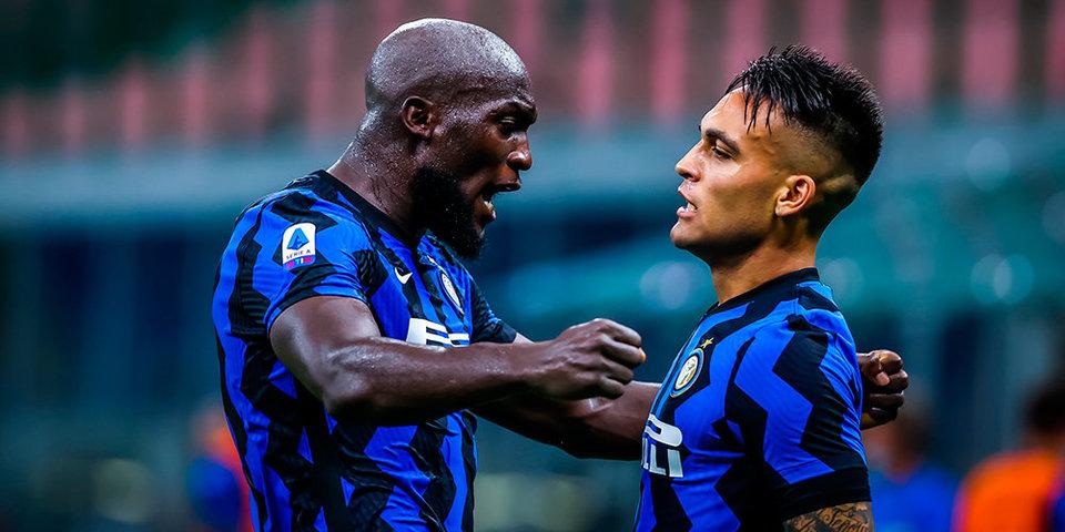 «Интер» вырвал победу у «Торино», «Сассуоло» возглавил таблицу Серии А