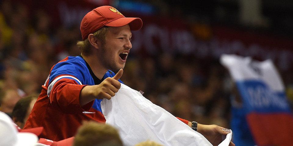 Выиграйте бейсболку хоккейной сборной России