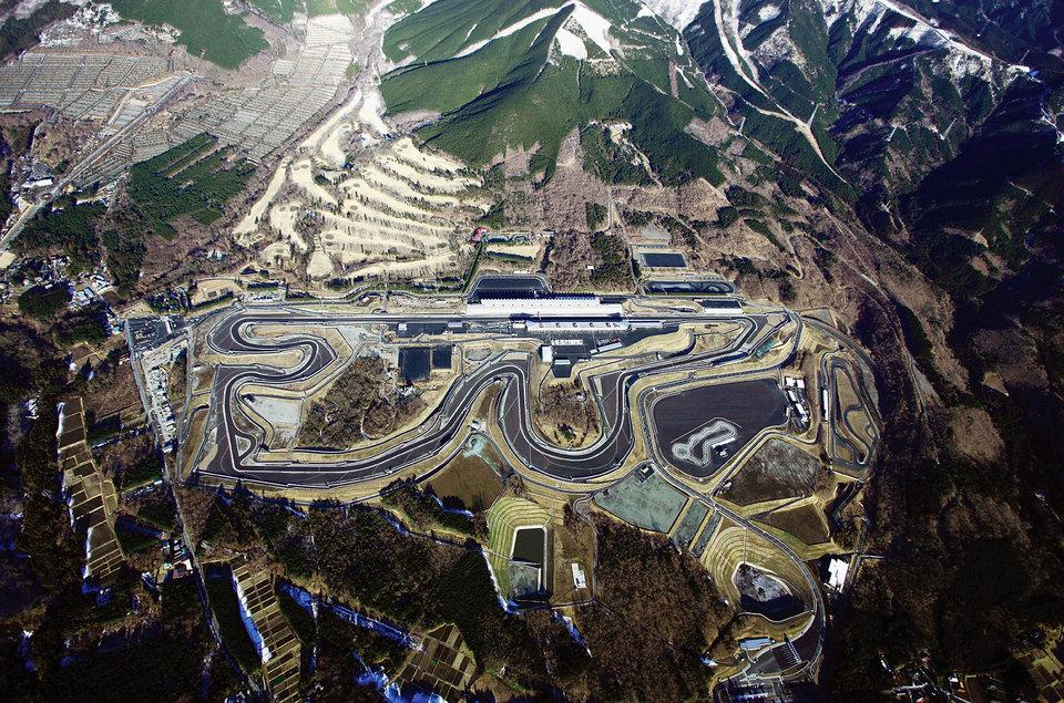 Тайфун может помешать проведению Гран-при Японии