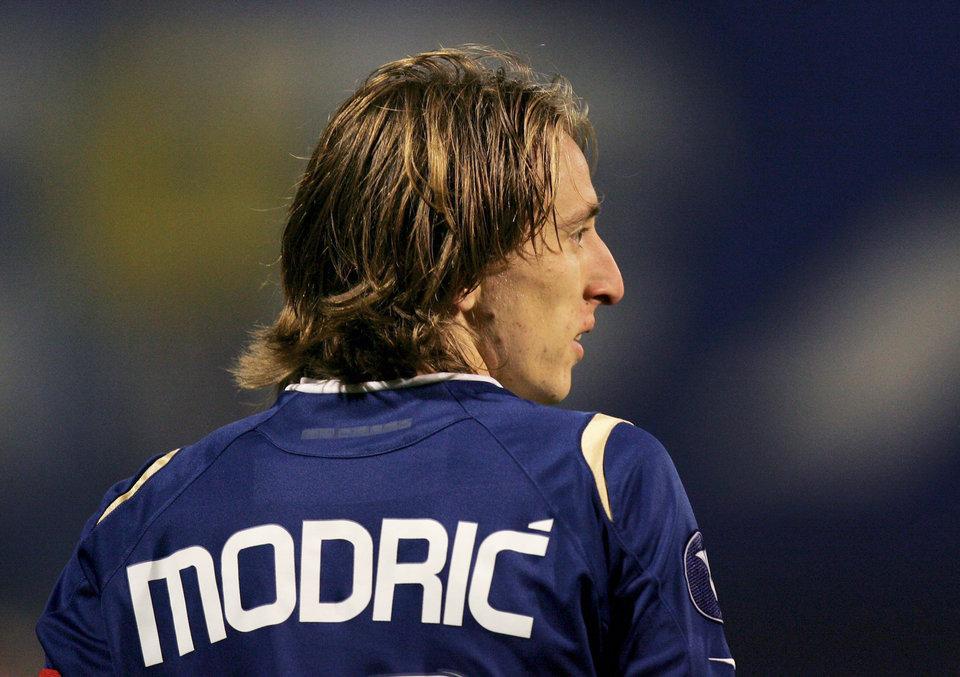 Модрич получил 8 месяцев условно за налоговые махинации