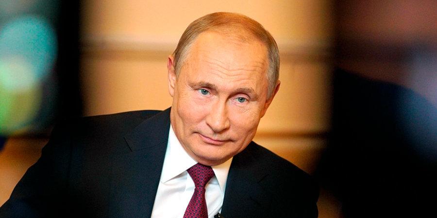 Путин проведет заседание Совета по развитию физической культуры и спорта