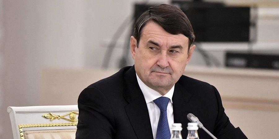 Первый вице-президент ОКР Левитин намерен баллотироваться на пост главы ETTU