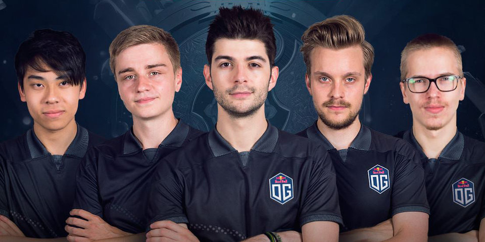 OG – чемпион The International 2018. Команда заработала 11,2 миллиона долларов