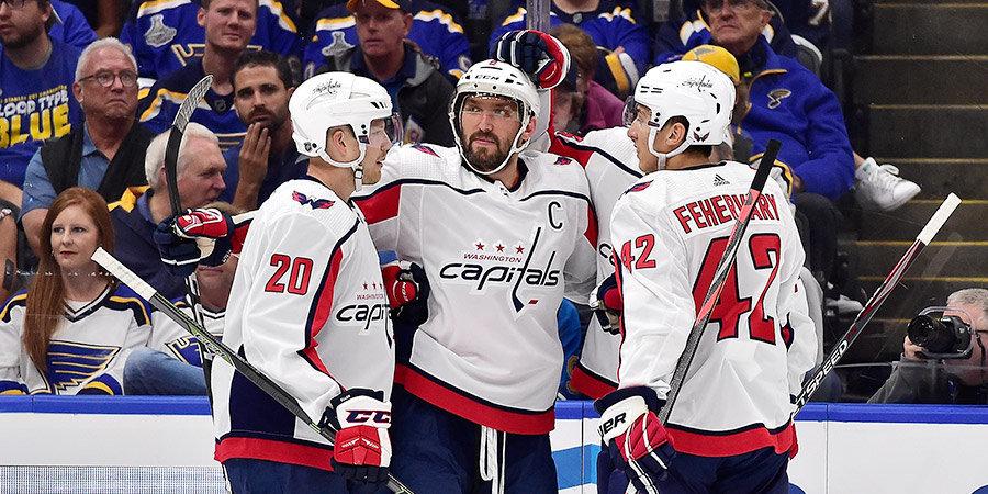 НХЛ приедет с матчами в Россию. Скорее всего, в Москве сыграет «Вашингтон»