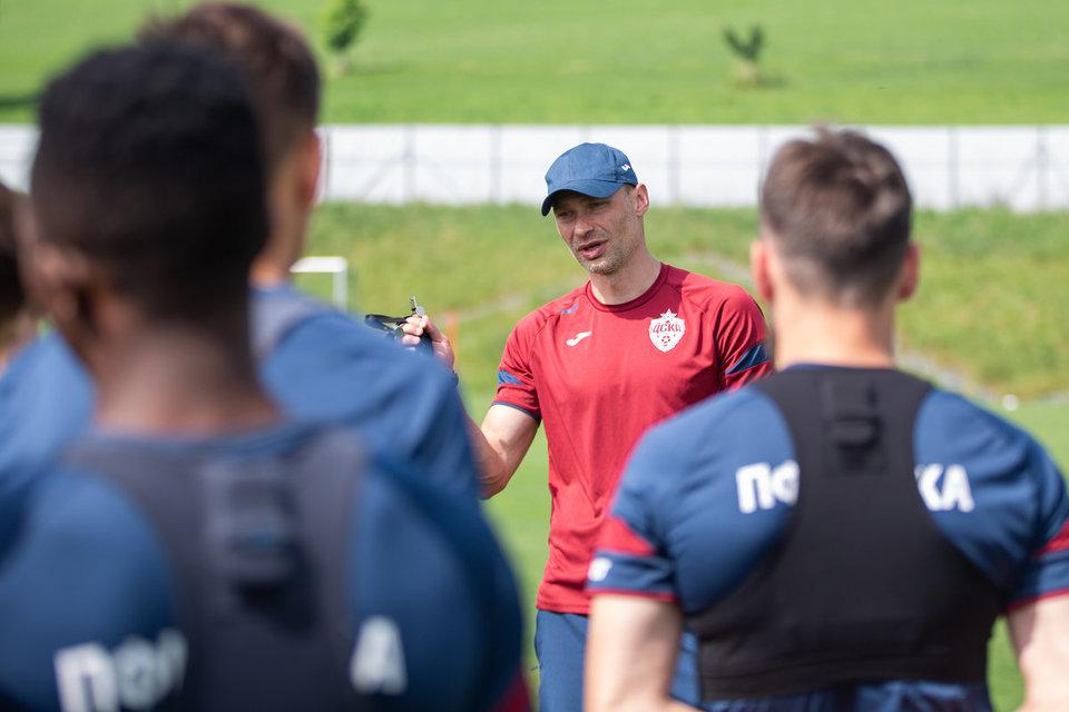 ЦСКА уступил «Копенгагену» на сборах в Австрии