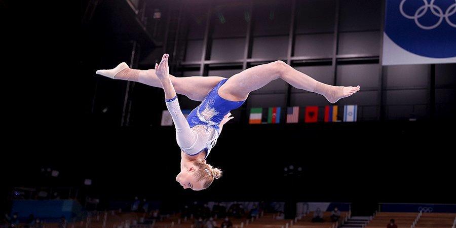 Ангелина Мельникова — о бронзе: «Я проигрываю соперницам по базе, поэтому все справедливо»