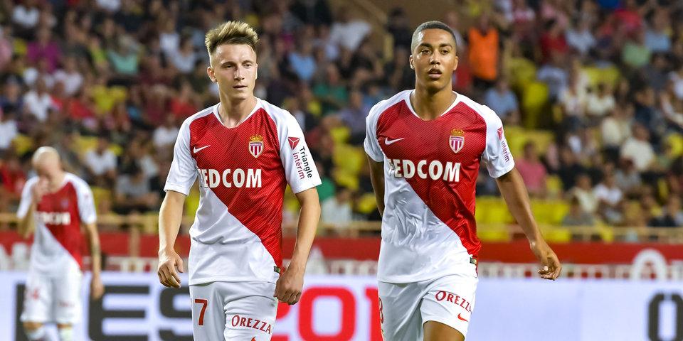 Головин не помог «Монако» избежать поражения от «Сент-Этьена»