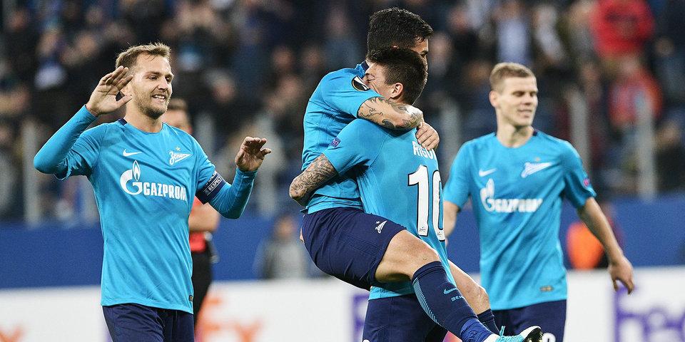 Бельгиец Фертентен отработает наматче Лиги Европы «Зенит»— «Вардар»