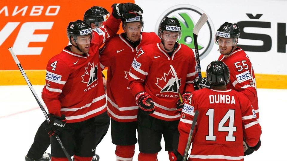 Сборная Канады заняла 3-е место на турнире имени Николая Пучкова