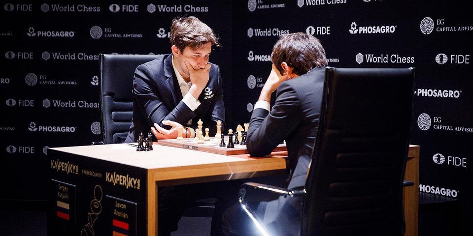Мужская и женская сборные России победили в матчах шахматной олимпиады
