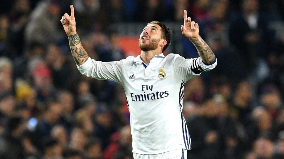 Рамос лайкнул сообщение в Instagram о жесткой критике игроков «Реала»