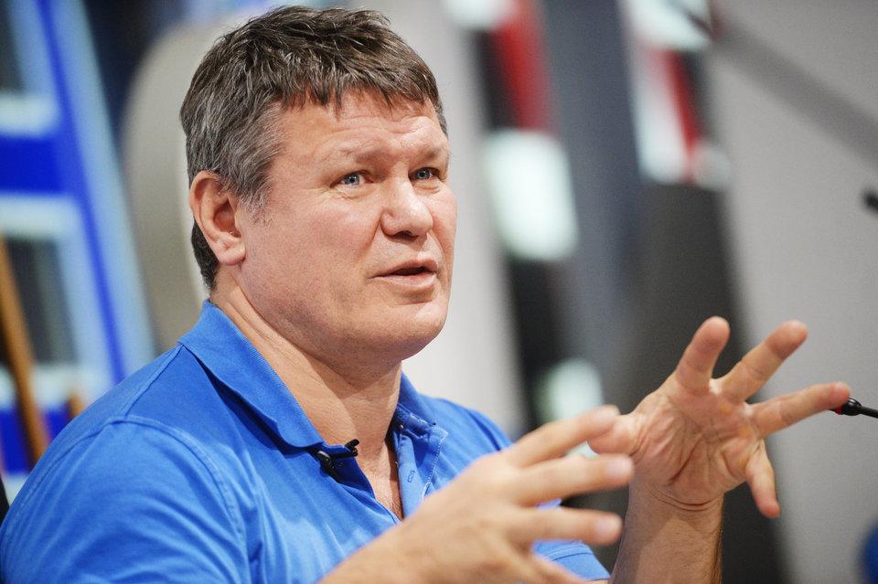 Олег Тактаров: «UFC – это выбор сильнейшего»