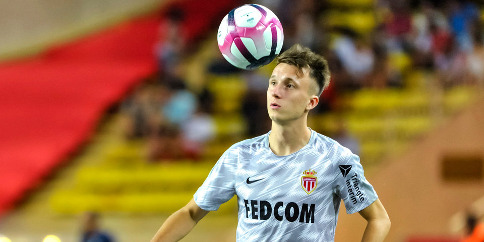 Головин – в старте «Монако» на матч с «Анже»